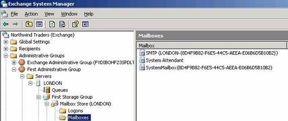 Почтовый ящик SMTP
